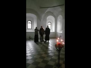 Хор Свято-Троицкого Александро-Свирского мужского монастыря