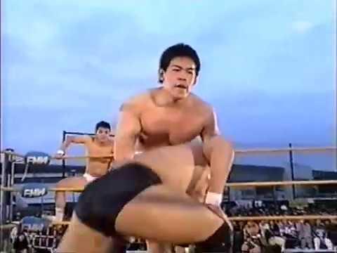 FMW 2001 Tag Team Match