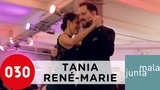 Tania Heer and Rene