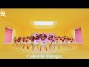 [FSG FOX] Cosmic Girls (WJSN) - Happy |рус.саб|