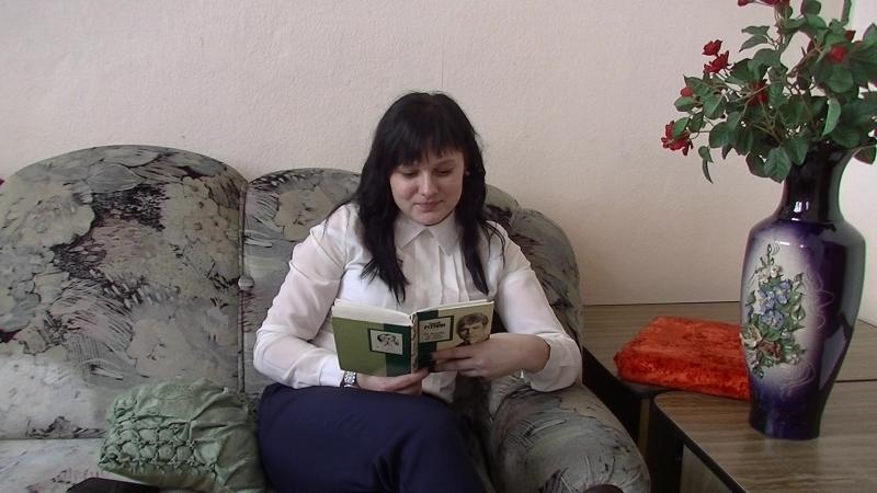 Стихи Сергея Есенина читает Анастасия Хисматулина