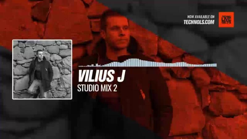 Techno music with Vilius J - Studio Mix 2 Periscope