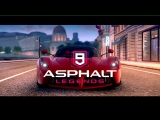 GD @ Asphalt 9 (Official Soundtrack)