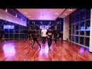 NASTY NASTY 케빈 얼반댄스(urban dance) 연습영상 зеркало