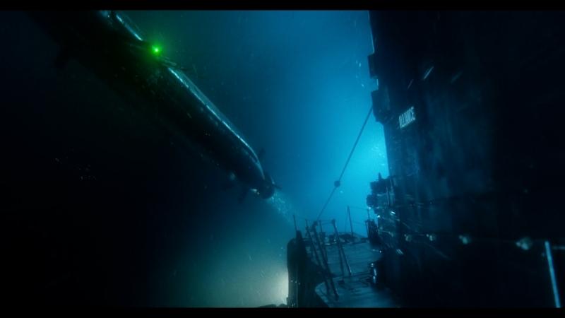 Трансформеры: Последний рыцарь   Преследование под водой