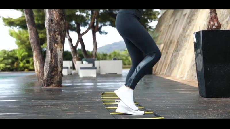 Best Female Workout Motivation - ft. Viki Odintcova