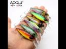 Воблер хорошего качества от AOCLU 75 мм 5 5 гр