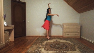 Moroccan rhythm Samai Saraband, #nerhythm by Nerkes, BellyDance, Oriental dance, tabla