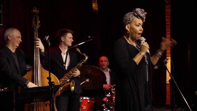 DEBORAH DAVIS at Esse Jazz Club Moscow (Part II)