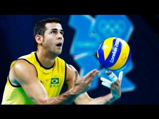 Dante Amaral ● Volleyball Legend ● Legendary Volleyball Player