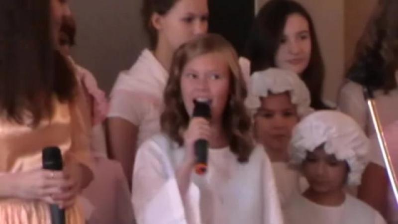 SAXANA - Coro Piccolo a Hedvika Tůmová, Tereza Neradová