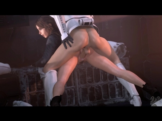 Star wars sfm porn