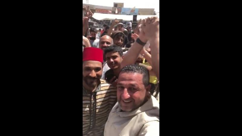 Хуссейн Муртада Эта Дабке в Хоране в Дараа и скоро еще более сладкая Дабке в Идлебе