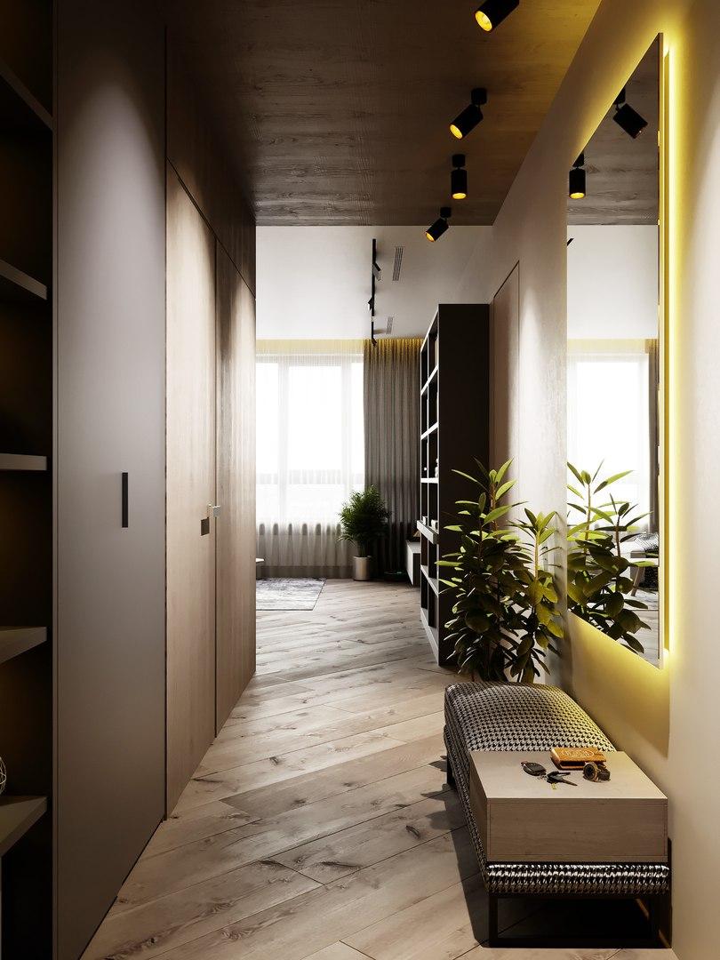 Квартира в Москве для молодой пары