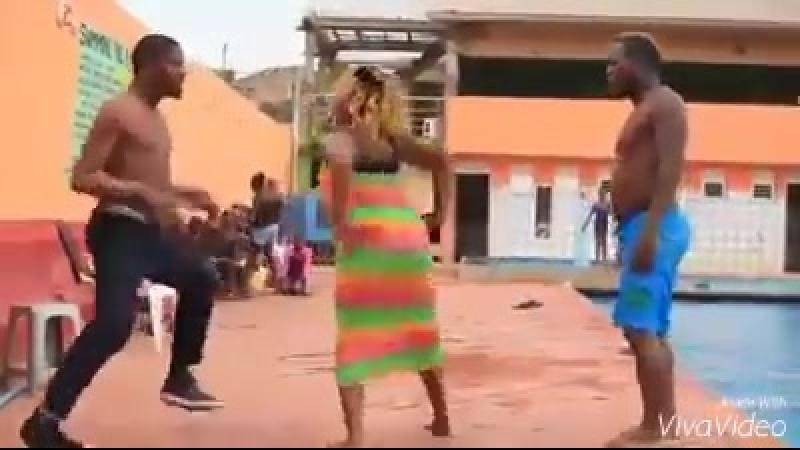 Негры танцуют....mp4