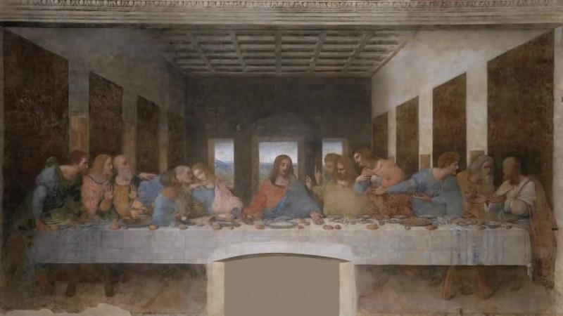 Леонардо да Винчи -