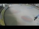 Первый раз в жизни как кАрова на льду