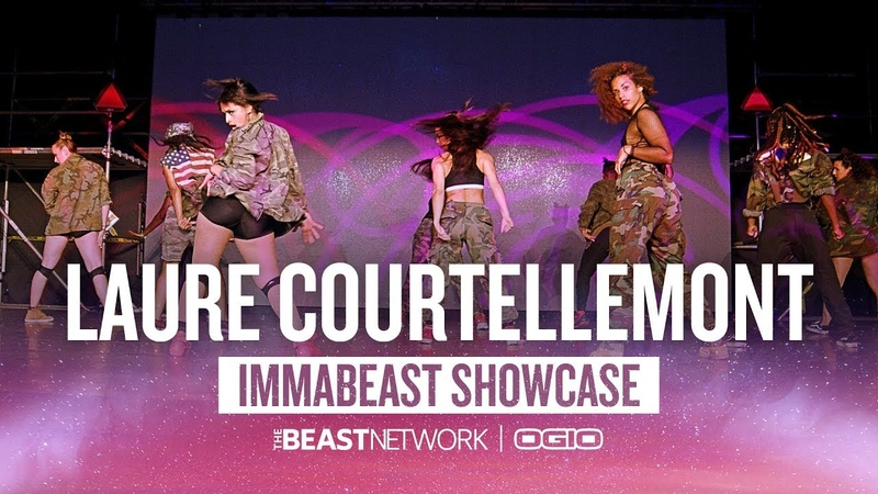 Laure Courtellemont | IMMABEAST Showcase 2018