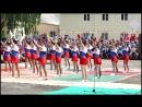 Конкурс спортивных танцев в исправительной колонии №5