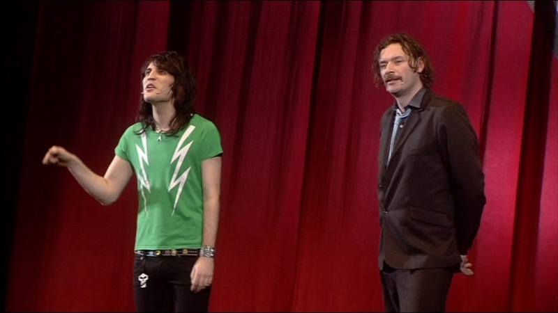 The Mighty Boosh Live 2006 Deleted Scene