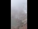 вулкан Горелый 🌋 кратер