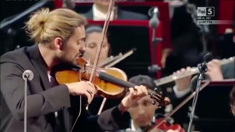 DAVID GARRETT_ M. Bruch Violin Concerto No.1 in G minor, Milano, Piazza del Duomo 30.05.2015.