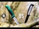 Hultafors Heavy Duty vs Mora Robust Pro Abuse Test Polskie Napisy