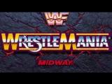 WWF WrestleMania Sega Рандомный хардкор
