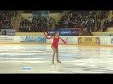 Юлия Липницкая. Чемпионат России 201112 Russian Nationals Exhibition Gala