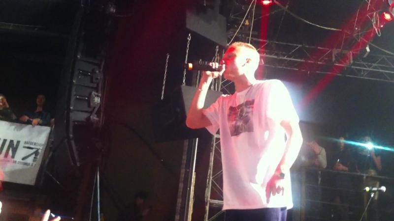 T Fest Улети Омск 16 12 2017 Клуб Angar