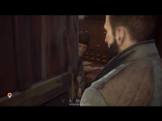 Vampyr newest Gameplay