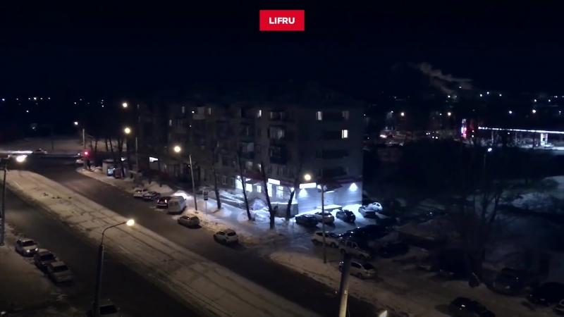 Стрельба в Казани. Оцеплен микрорайон