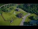 RIMPAC Jurassic World Evolution 13 Тигровый боевой динозврик побеждает