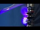 Олимпийский факел и поющий фонтан
