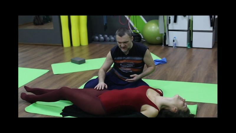 Тантрический энергетический массаж. Круг Тантры с Геннадием Нестеровым
