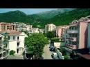 Montenegro, дрон над Будвой