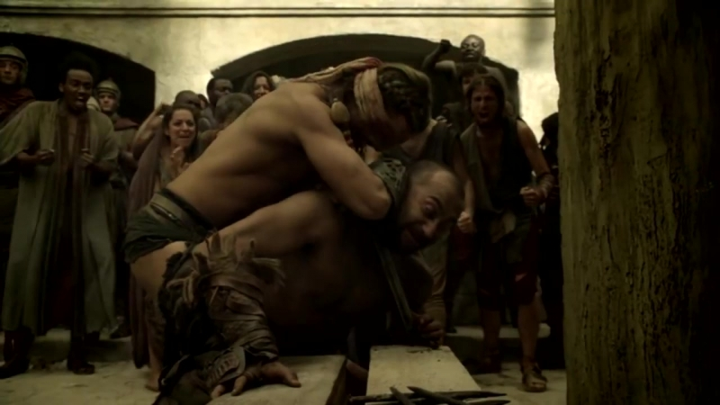 Спартак- Боги арены - Ганник - Spartacus- Gods of the Arena - Gannicus