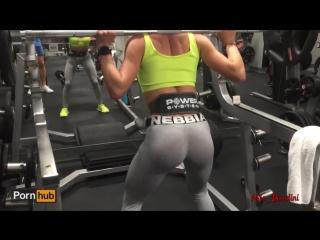 Mia bandini - gym fuck (brazzers, xxx, порно, анал, anal, porno, sexandsubmission, сиськи, жопа, публичное)