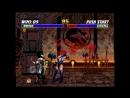 Mortal Kombat Trilogy N64 Endurance Mode Longplay as Human Smoke