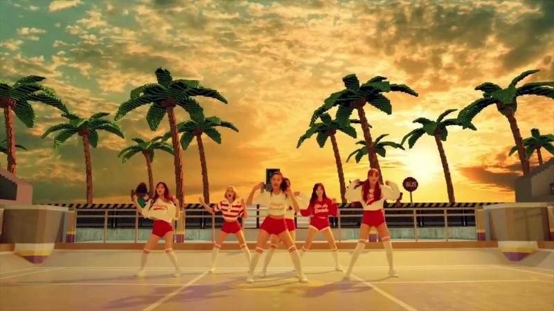 |Teaser 2| AOA - 빙글뱅글(Bingle Bangle)