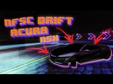 NFSC Drift Acura NSX