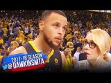 Stephen Curry Interview After BREAKING Finals RECORD For 3s GM2 2018 Finals Warriors vs Cavs