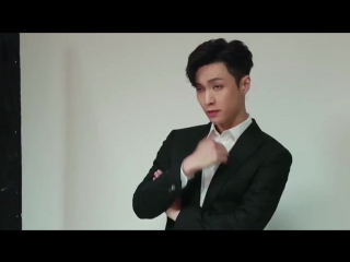 [VIDEO] 171219 Lay @ Idol Producer | Promotional Video Behind The Scenes