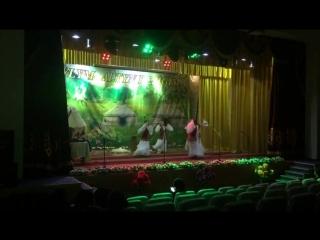 Казахский танец. Шұғыла би тобы