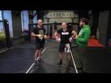 Стиль бокса ДАмато Пикабу со Шталем Майк Тайсон и его тренировки, нокаутирующий удар, маятник