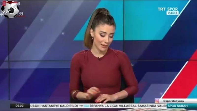 Spor Sabahı TEK PARÇA Trabzonspor 2-5 Kasımpaşa Maçı ve GS, FB, BJK Yorumları