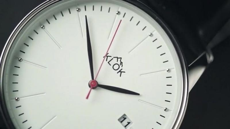 KLOK watches