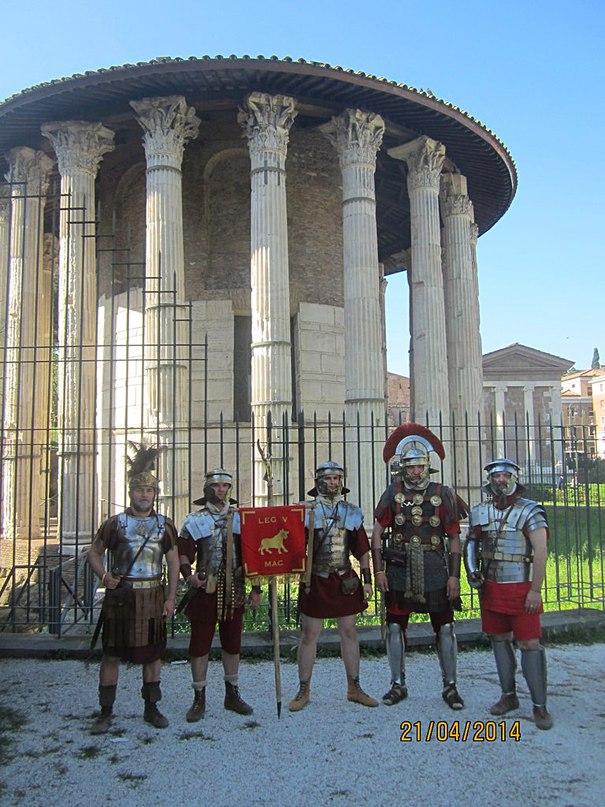Градостроительство Древнего Рима в период ранней империи