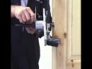Приспособление для врезки дверного замка