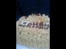 подарочный супербисквиты крем-брюлле с орехами и варёной сгущенкой